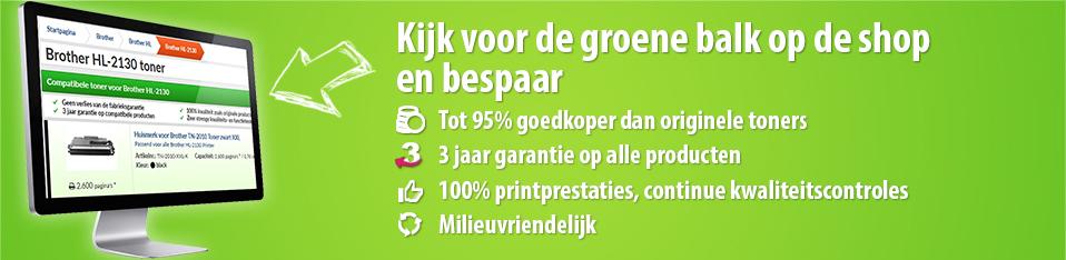 Groene Balk