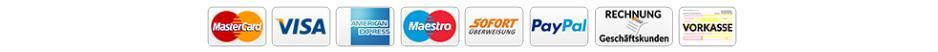 sichere Zahlungsarten bei TonerPartner