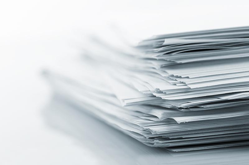 Weshalb Papierstärke Ein Wichtiger Faktor Beim Drucken Darstellt