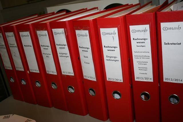 Ablagesysteme Wie Organisiere Ich Das Buro Tonerpartner Ch