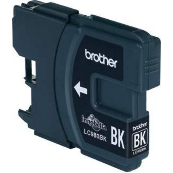 Original Brother LC980BK Tintenpatrone schwarz