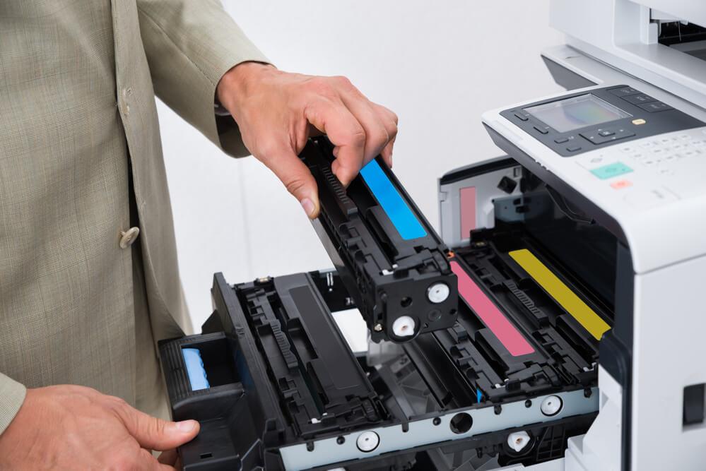 Wir stellen Ihnen Drucker mit günstigen Patronen vor ...