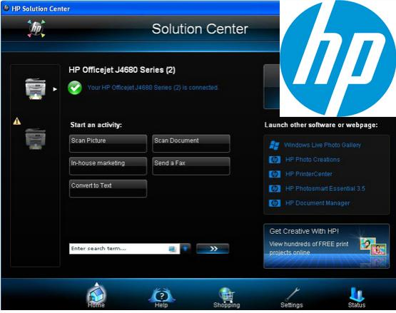 HP Solution Center