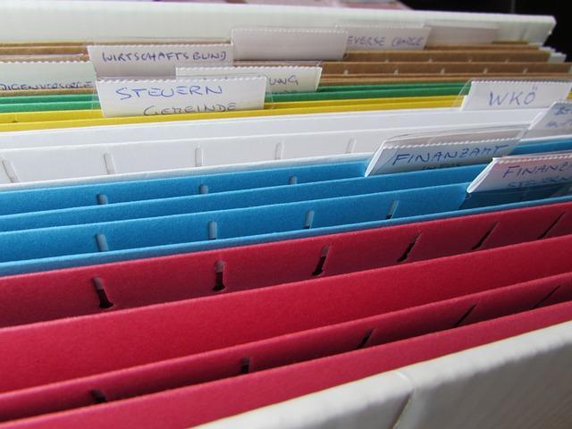 Ablagesysteme Wie Organisiere Ich Das Buro Tonerpartner De