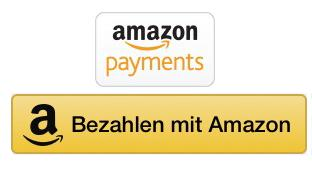 Amazon Payments bei TonerPartner