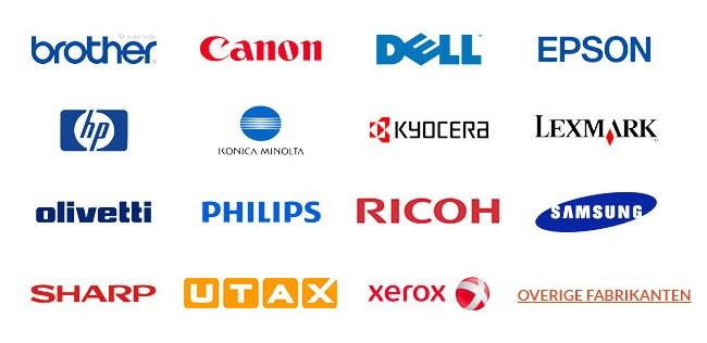 printercartridges fabrikanten